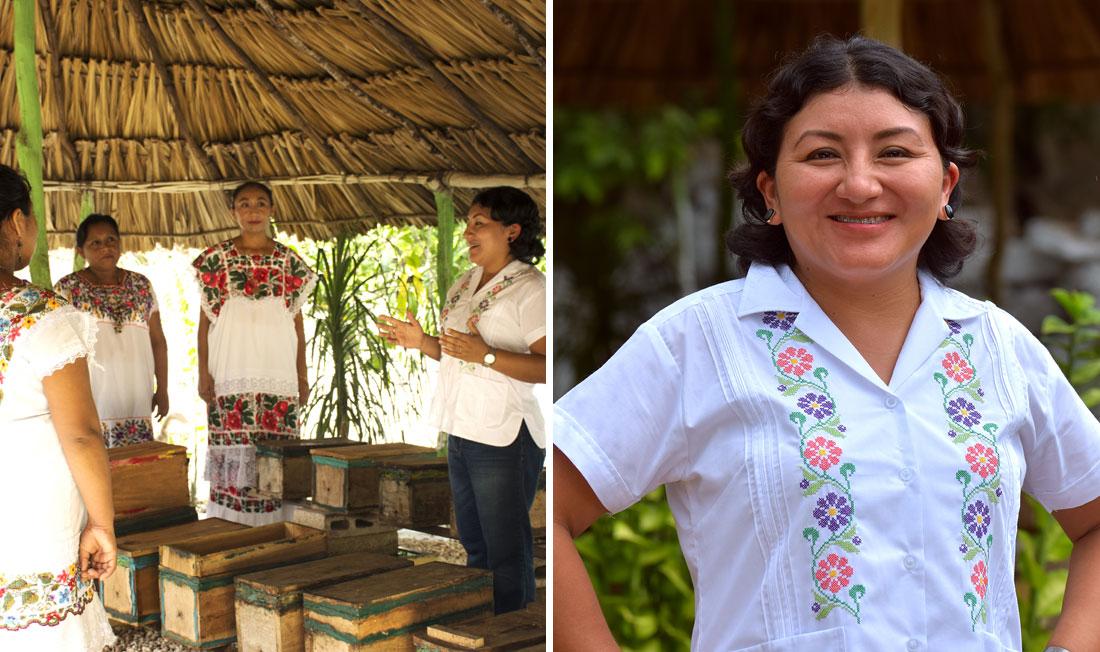 MEXIQUE : Yariely del Rocío BALAM BALLOTE